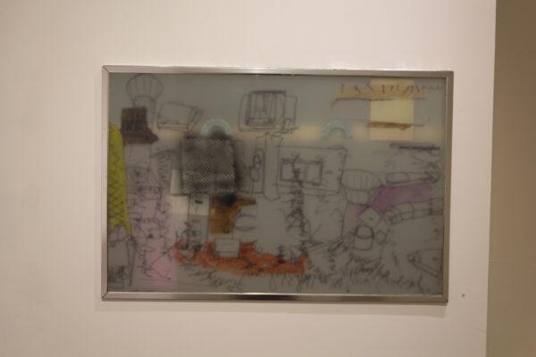 Matthew Whitenack: Rotten Work, on view at Conduit Gallery