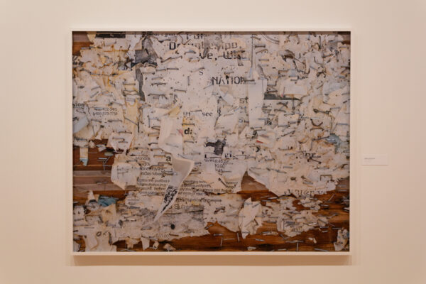 Mitch Epstein: Property Rights, on view at the Amon Carter Museum of American Art in Fort Worth