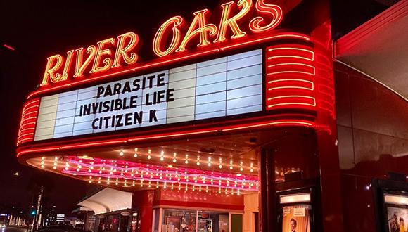 River Oaks Theatre Houston