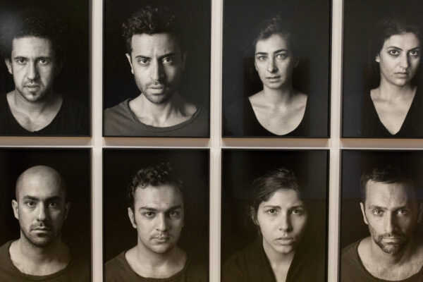 Shirin Neshat: I Will Greet the Sun Again, on view at the Modern Art Museum of Fort Worth