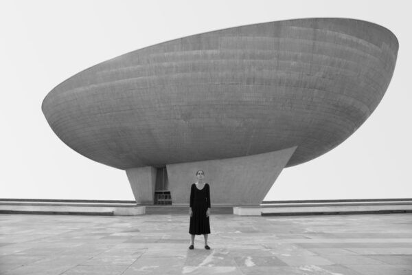 art by Shirin Neshat at the Modern Art Museum of Fort Worth