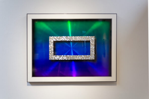 Andrew Kochie on view at the Bach House Cultural Center in Dallas