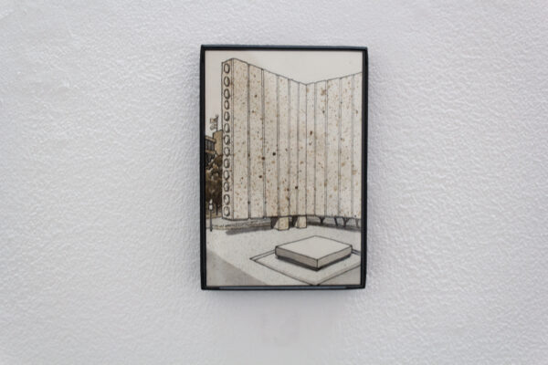 Brad Ford Smith: Embedded Histories - Short & Long on view at Ro2 art in Dallas