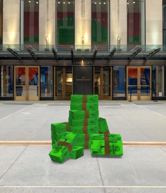 Gao Hang NFT virtual reality artwork