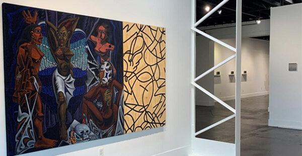 Group Exhibition at Kirk Hopper Fine Art in Dallas April 10 2021