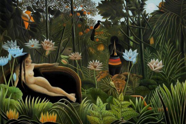 Henri Rousseau, The Dream (1910)