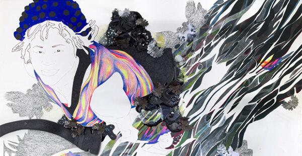 NICOLE AWAI- SENSATION CODE at Barbara Davis Gallery in Houston May 8 2021