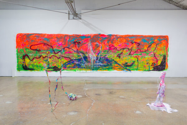 Narong Tintamusik:They Die Only to be Reborn Again, on view at 500X Gallery