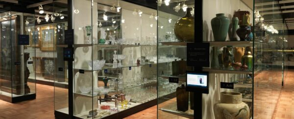 The Met visible storage at The Henry R. Luce Center for the Study of American Art