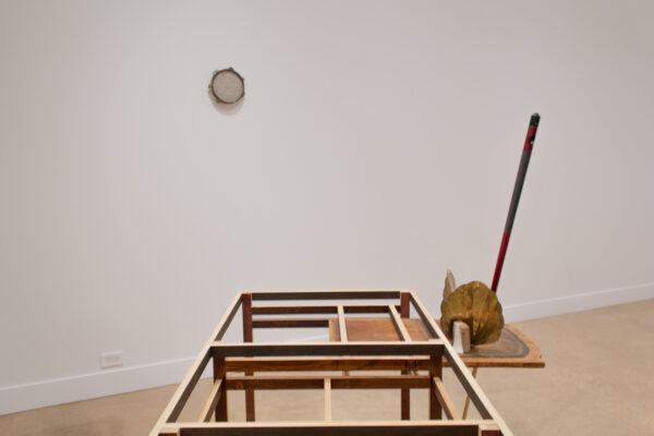 Vince Jones on view at Liliana Bloch Gallery in Dallas