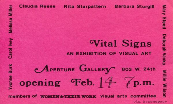 W&TW Exhibition Committee 1978-79
