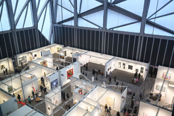 Frieze New York 2021 Art Fair at the Shed