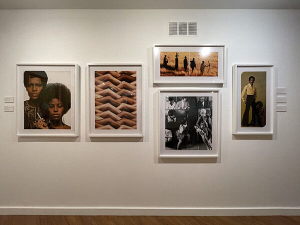 Hank Willis Thomas Digital C-Prints at Arlington Museum of Art