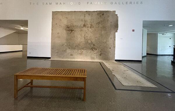 Rodney McMillian Untitled, 2005 Carpet