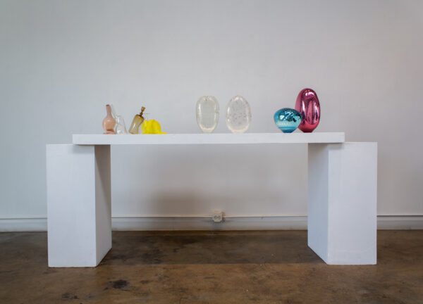 Simon Waranch on view at Craighead Green Gallery