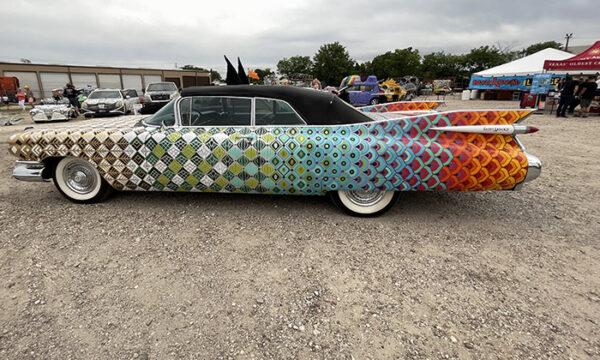 St. Arnold Art Car