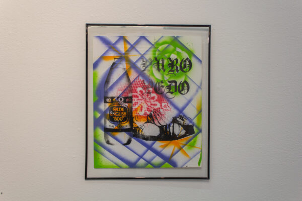Victor Ortix: Resistencia on view at Plush Gallery