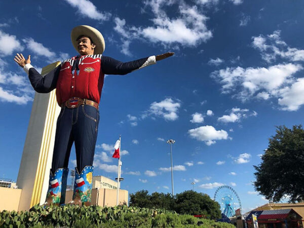 Big Tex, by photographer Jay Weisberger