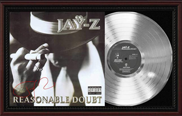 Jay-Z, Reasonable Dobut, 1996.