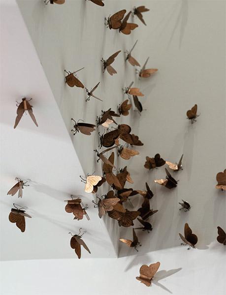 Margarita Cabrera, Craft of Resistance, 2008© Margarita Cabrera, courtesy Ruiz-Healy Art, San Antonio, Texas