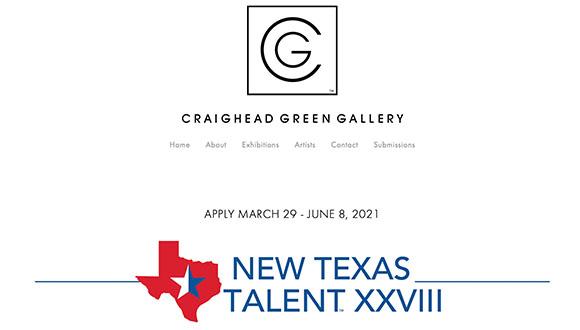 New Texas Talent 2021