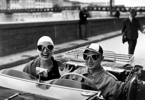 """Ruth Orkin """"Couple in MG."""""""