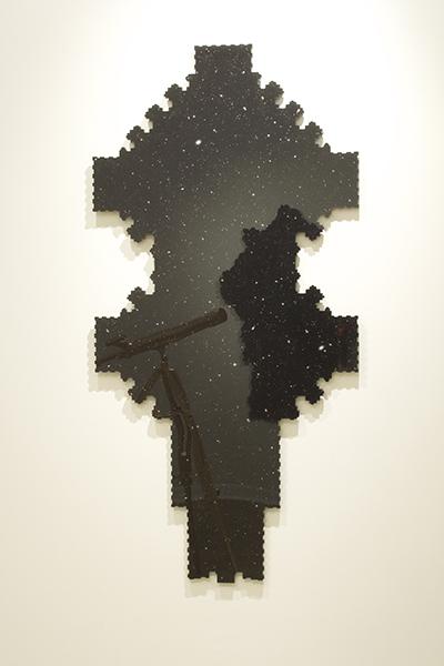 Chris Sauter (American, born 1971)Shape of the Universe, Kandariya Mahadeva, 2013