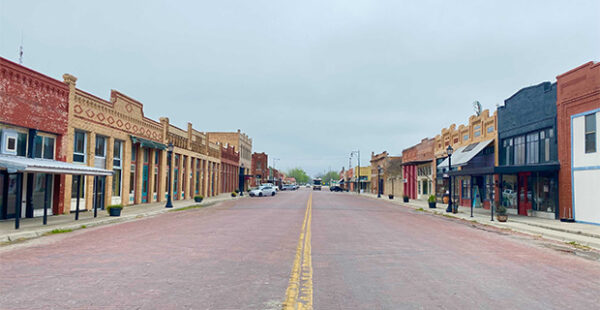 The Bartlett Project in Bartlett, Texas June 12 2021