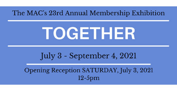 Together at the MAC in Dallas July 3 2021