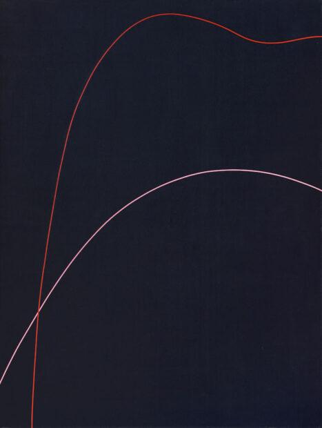 Virginia Jaramillo, Untitled, 1971.