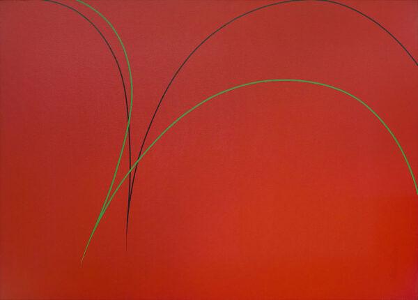 Virginia Jaramillo, Untitled, ca. 1970.