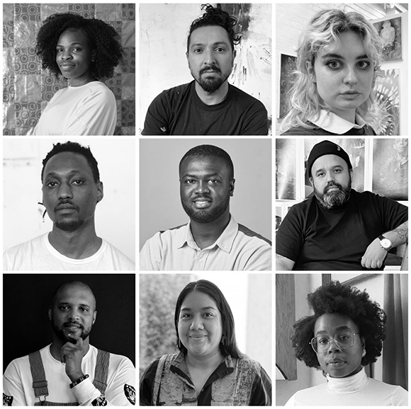 NXTHVN is pleased to announce its seven 2021-2022 Studio Fellows