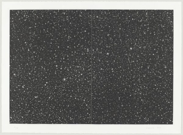 print by Vija Celmins