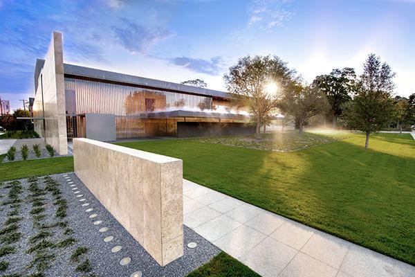 Asia Society Texas Center.