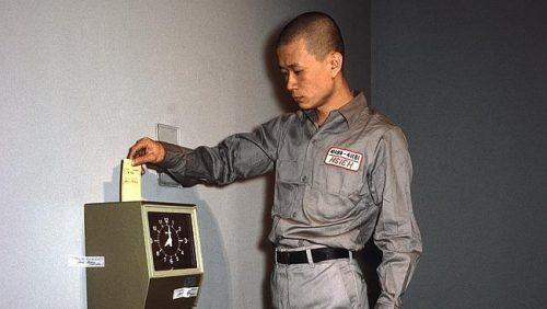 Tehching Hsieh's Time Clock performance art piece