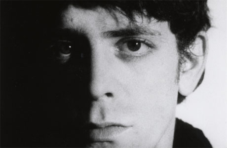 Andy Warhol's Screen Test: Lou Reed (1966). Photograph: The Andy Warhol Museum, Pittsburgh, PA, a museum of Carnegie Institute